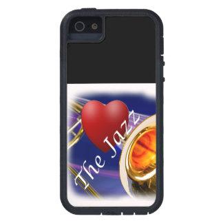 Trombone Musician Love Jazz Iphone, Ipad iPhone 5 Covers