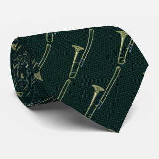 Trombone Neck Tie