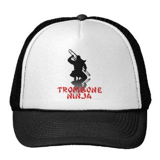 Trombone Ninja Gorras De Camionero