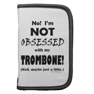Trombone obsesionado planificador