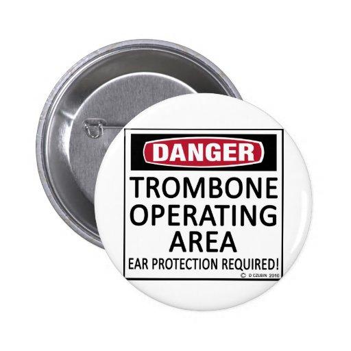 Trombone Operating Area Button