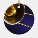 Trombone Ornament