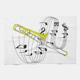 Trombone Toallas