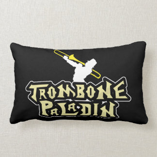 Trombone Paladin Video Game Parody Pillows