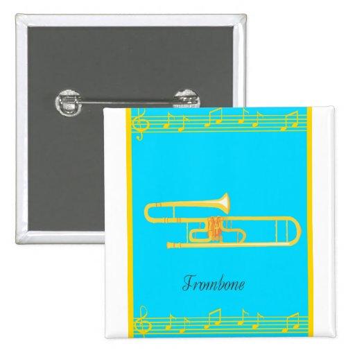 trombone pin cuadrada 5 cm
