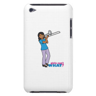 Trombone-player 4 iPod touch cases