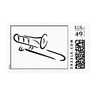 Trombone Stamps