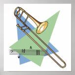 trombone posters