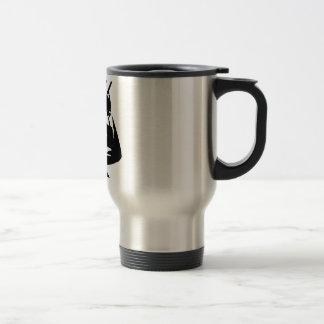 Trombone Shorty Stainless Steel Travel Mug