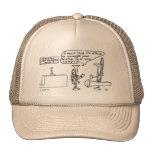Trombone Smuggling Trucker Hat