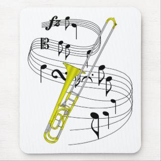 Trombone Tapete De Raton