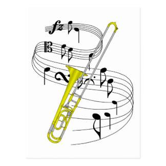 Trombone Postal