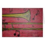 trombone tarjeton