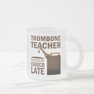 Trombone Teacher (Funny) Chocolate Coffee Mug