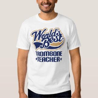 Trombone Teacher Gift Shirt