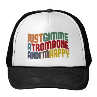 Trombone Trucker Hat