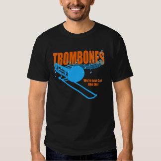 Trombones Cool Like That Tee Shirt