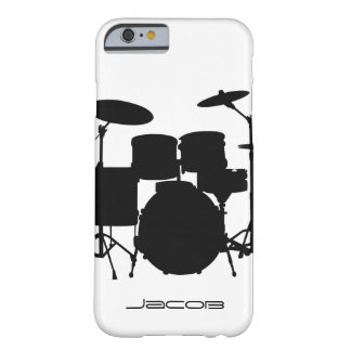 Trommeln Barely There iPhone 6 Case