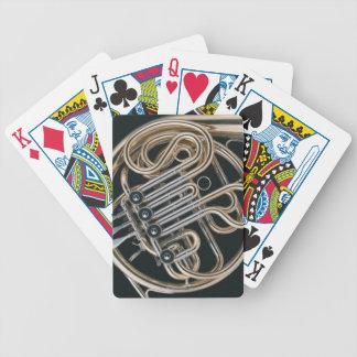 Trompa Baraja Cartas De Poker