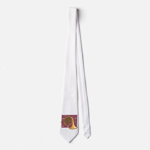Trompa Corbata Personalizada