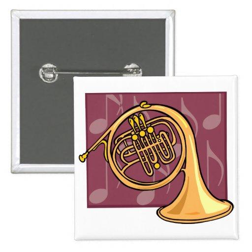 Trompa Pin