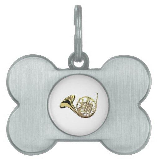 Trompa Placas Mascota