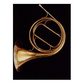 Trompa, por Marcelo Auguste Raoux Postales
