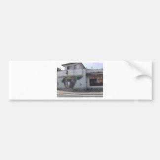 Trompe d'oeil, Swanage Bumper Sticker