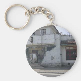 Trompe d'oeil, Swanage Keychain