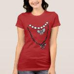 Trompe L'oeil Necklaces T-shirt