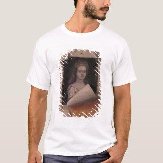 Trompe l'Oeil Portrait of a Lady T-Shirt