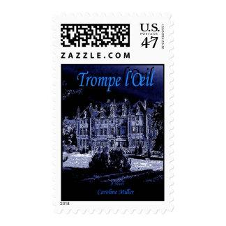 Trompe l'Oeil - Stamp
