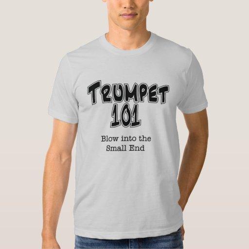 Trompeta 101 camisas