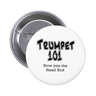 Trompeta 101 pin redondo 5 cm