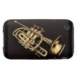 trompeta 3d iPhone 3 tough funda