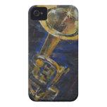Trompeta Carcasa Para iPhone 4 De Case-Mate