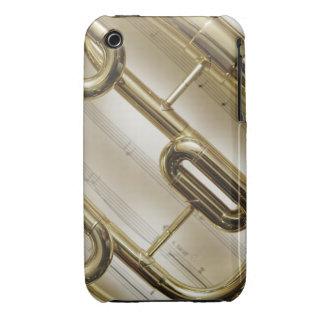 Trompeta detallada funda bareyly there para iPhone 3 de Case-Mate