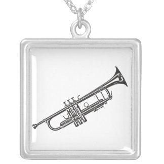 Trompeta dibujo grimpolas personalizadas