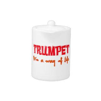 Trompeta es una manera de vida