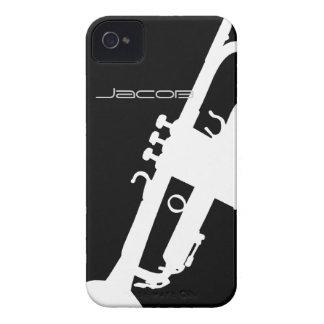 Trompeta Case-Mate iPhone 4 Carcasa
