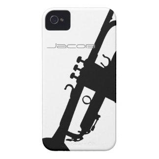 Trompeta iPhone 4 Case-Mate Cárcasa