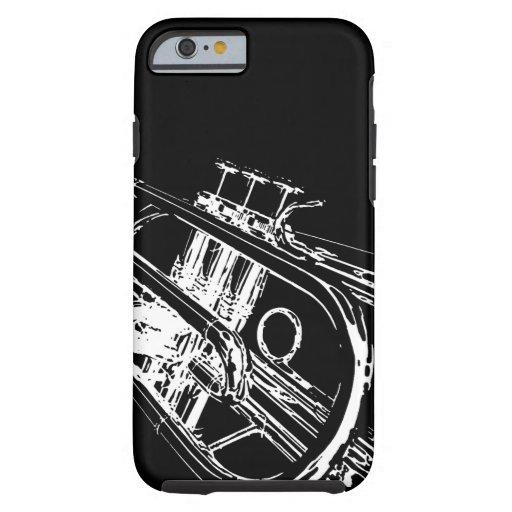 Trompeta Funda De iPhone 6 Tough