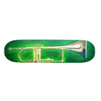 Trompeta Patín