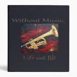 Trompeta-Sin música, la vida Bb