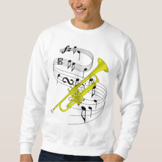 Trompeta Sudadera