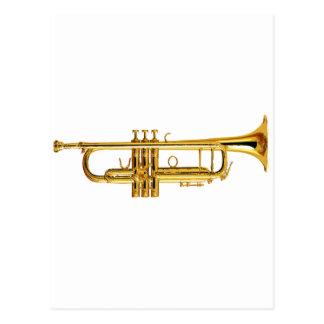 Trompeta Postales