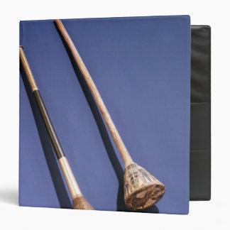 Trompeta y tapón de madera