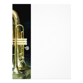 """Trompeta y tuba folleto 8.5"""" x 11"""""""