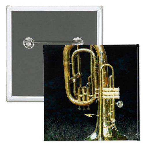 Trompeta y tuba pin