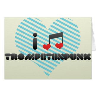 Trompetenpunk fan cards
